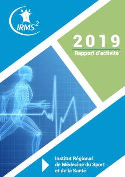 Télécharger le Rapport d'Activité 2019